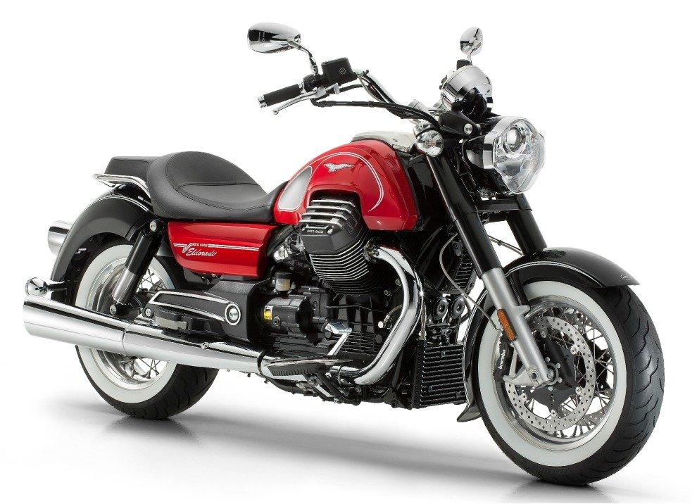 Moto Guzzi Eldorado informazioni ufficiali - Foto 2 di 2