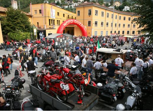 Moto Guzzi Open House 2014