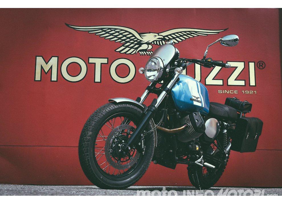 Moto Guzzi Open House 2015 dall'11 al 13 settembre - Foto 1 di 6