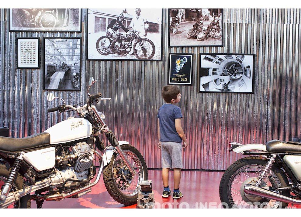 Moto Guzzi Open House 2015 dall'11 al 13 settembre - Foto 2 di 6