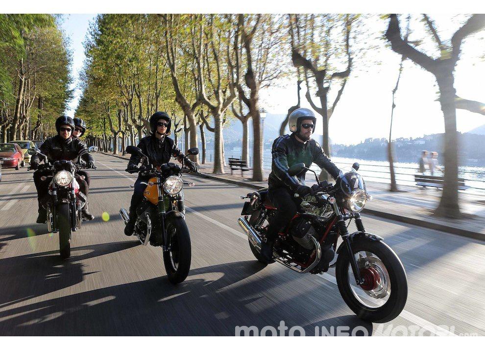 Moto Guzzi Open House 2015 dall'11 al 13 settembre - Foto 3 di 6