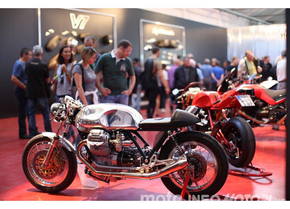 Moto Guzzi Open House 2015 dall'11 al 13 settembre - Foto 5 di 6