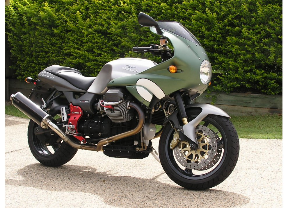 Moto Guzzi V11 Le Mans: Test Ride - Foto 2 di 2