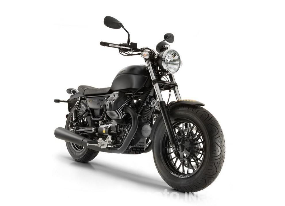 Moto Guzzi V9 Bobber e V9 Roamer 2016 - Foto 16 di 50