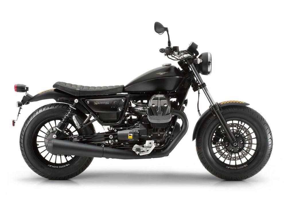 Moto Guzzi V9 Bobber e V9 Roamer 2016 - Foto 17 di 50