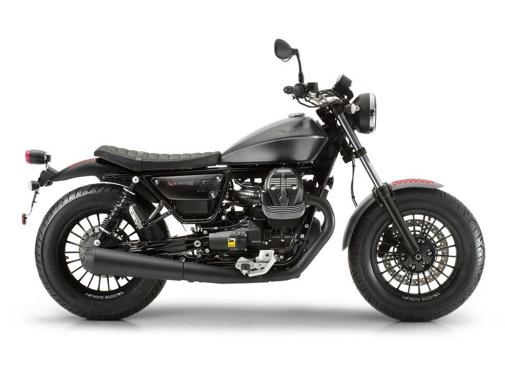 Moto Guzzi V9 Bobber e V9 Roamer 2016 - Foto 19 di 50