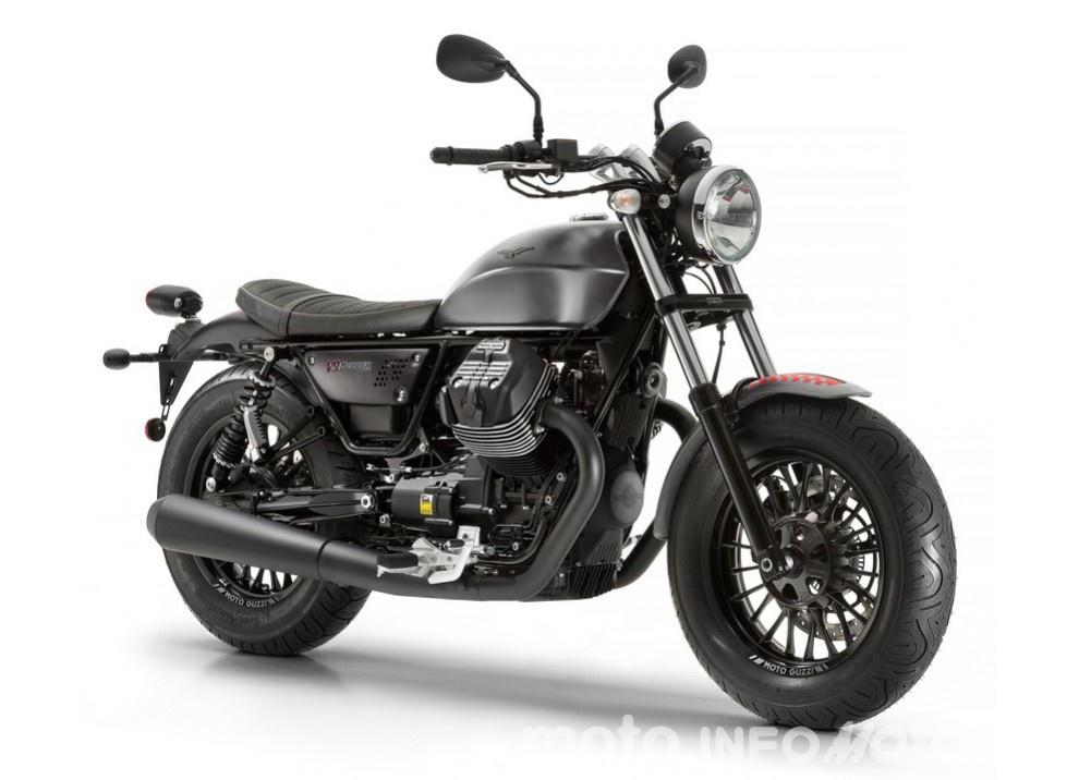 Moto Guzzi V9 Bobber e V9 Roamer 2016 - Foto 21 di 50