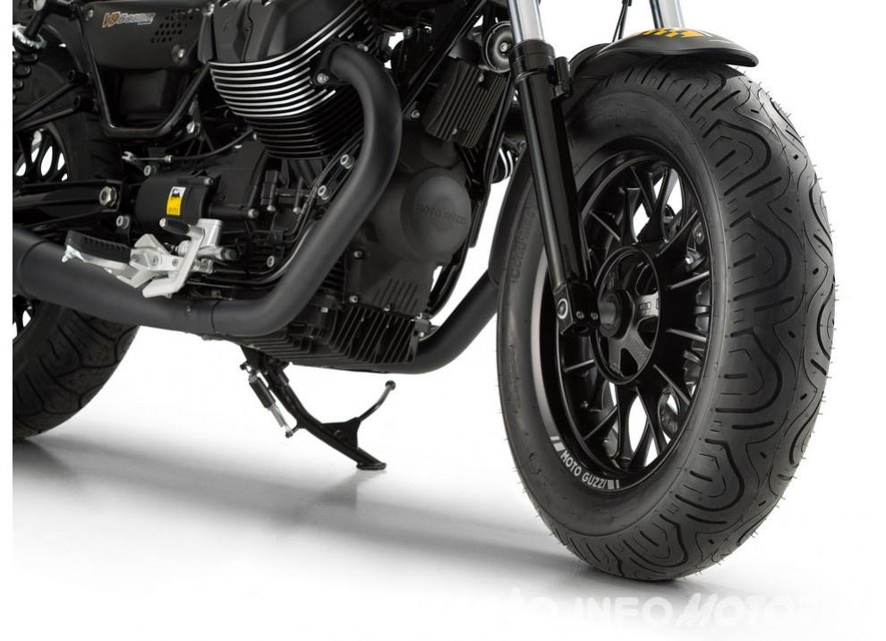 Moto Guzzi V9 Bobber e V9 Roamer 2016 - Foto 25 di 50