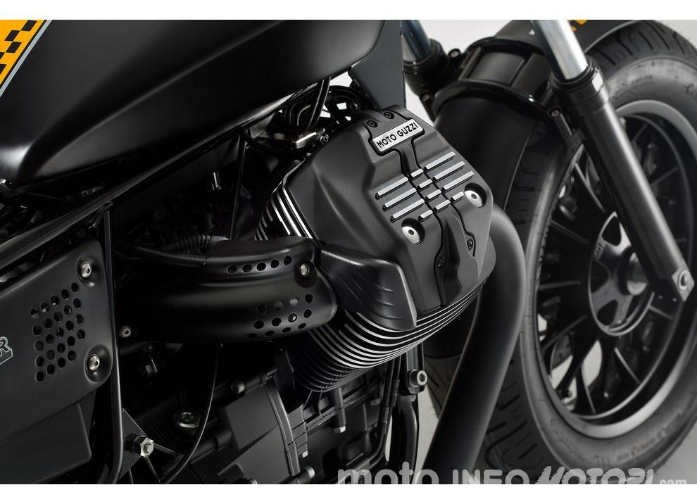 Moto Guzzi V9 Bobber e V9 Roamer 2016 - Foto 27 di 50