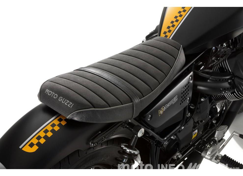 Moto Guzzi V9 Bobber e V9 Roamer 2016 - Foto 29 di 50