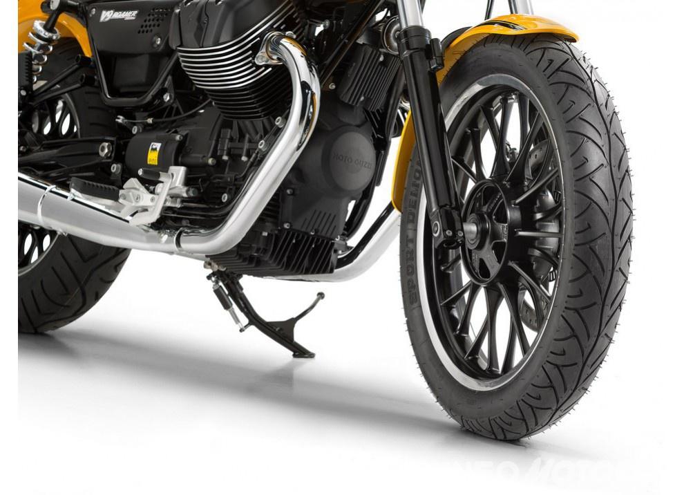 Moto Guzzi V9 Bobber e V9 Roamer 2016 - Foto 37 di 50