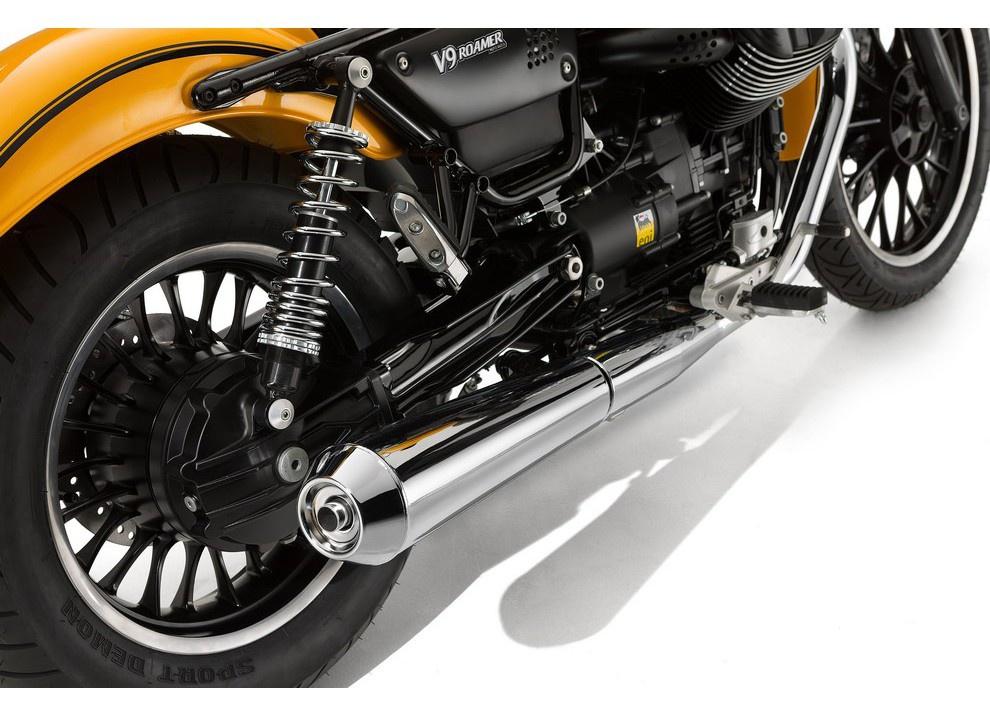 Moto Guzzi V9 Bobber e V9 Roamer 2016 - Foto 39 di 50