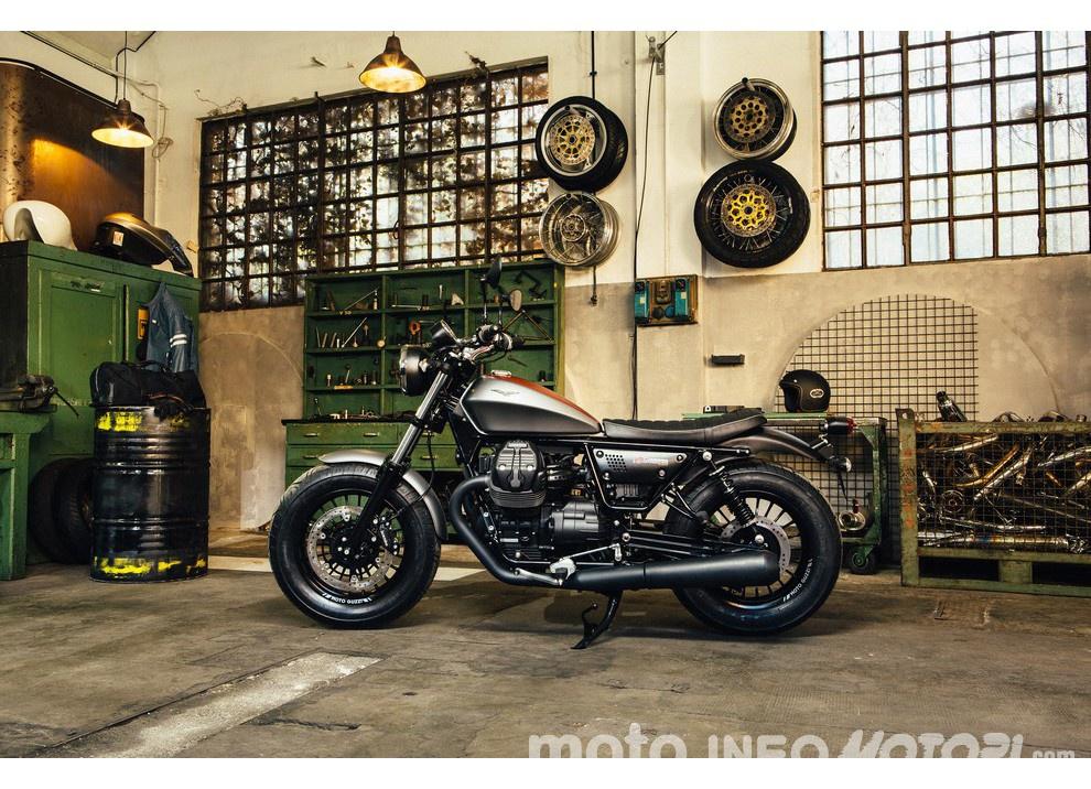 Moto Guzzi V9 Bobber e V9 Roamer 2016 - Foto 43 di 50