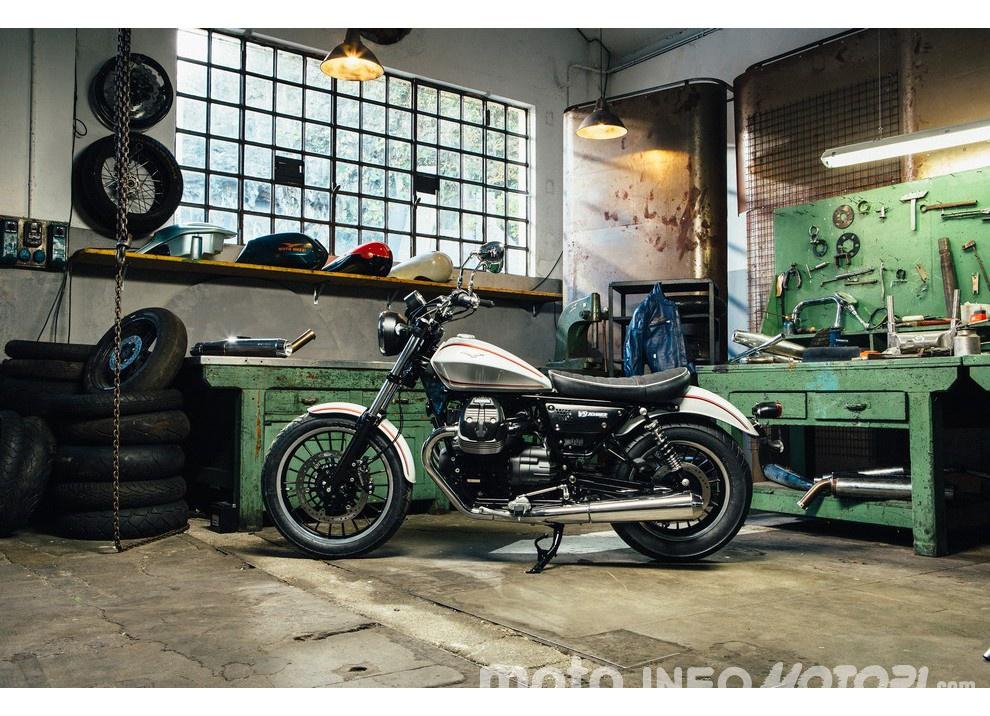 Moto Guzzi V9 Bobber e V9 Roamer 2016 - Foto 44 di 50
