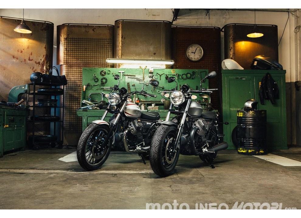 Moto Guzzi V9 Bobber e V9 Roamer 2016 - Foto 26 di 50