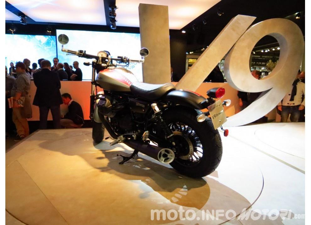 Moto Guzzi V9 Bobber e V9 Roamer 2016 - Foto 46 di 50