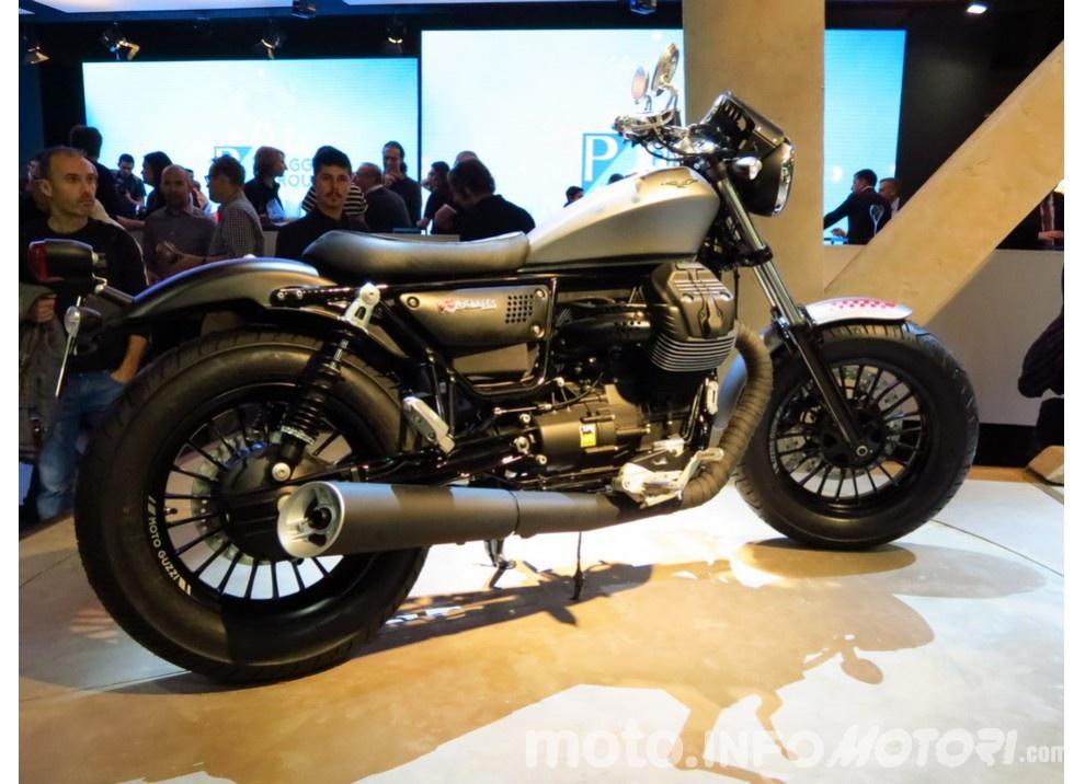 Moto Guzzi V9 Bobber e V9 Roamer 2016 - Foto 49 di 50