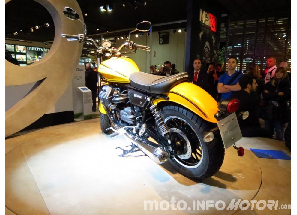Moto Guzzi V9 Bobber e V9 Roamer 2016 - Foto 6 di 50