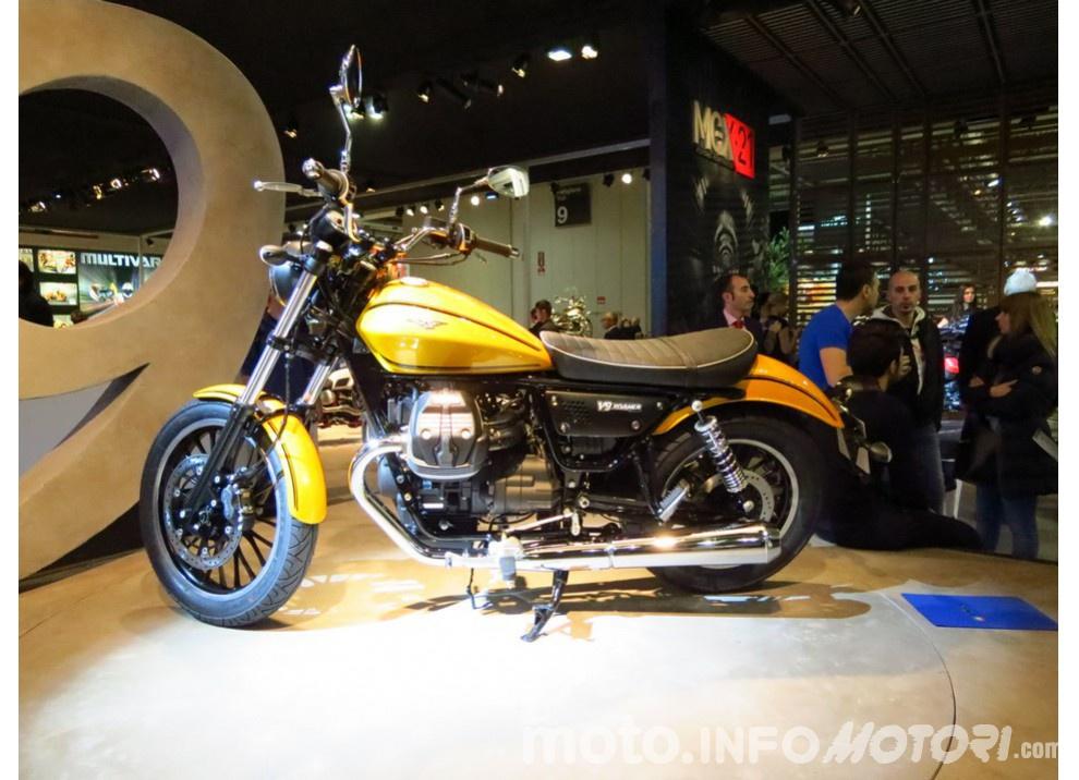 Moto Guzzi V9 Bobber e V9 Roamer 2016 - Foto 4 di 50
