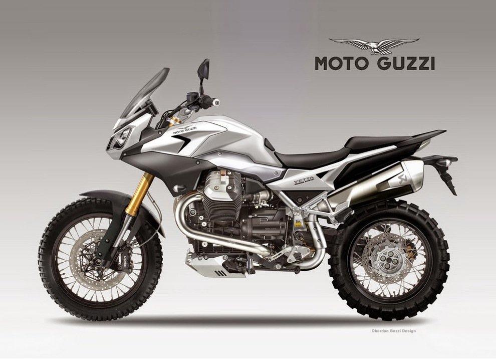 Moto Guzzi Vetta 1200 Obiboi