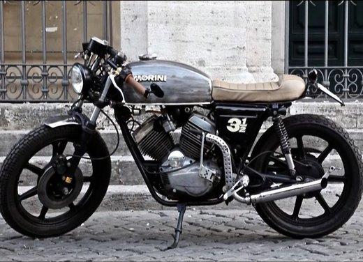 Moto Morini 3 1/2 by Emporio Elaborazioni Meccaniche