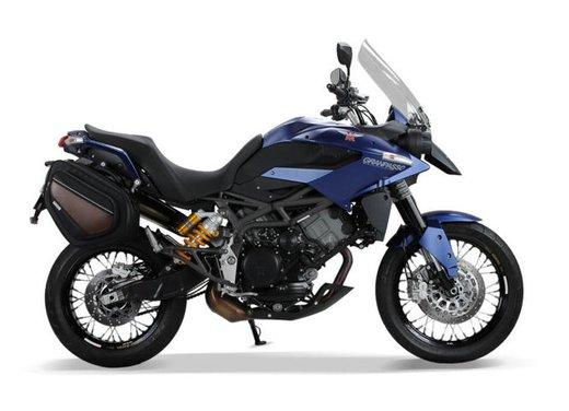 Moto Morini Granpasso 1200 - Foto 11 di 11