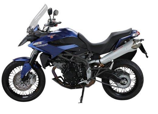 Moto Morini Granpasso 1200 - Foto 2 di 11