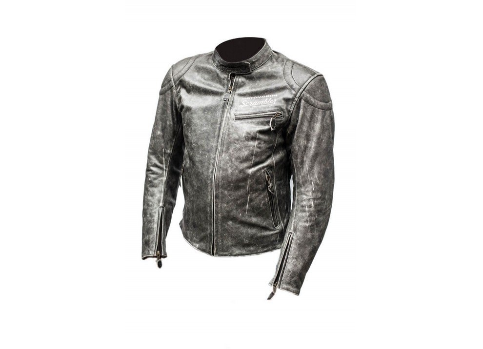 Moto Morini: nuova collezione di giacche in pelle Made in Italy