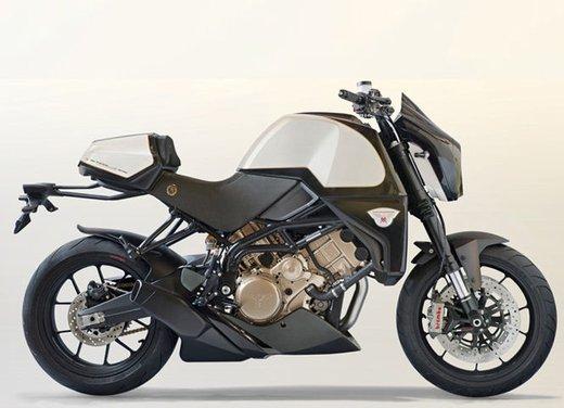 Moto Morini Rebello 1200 Giubileo: 600 modelli all'asta per festeggiare - Foto 1 di 15