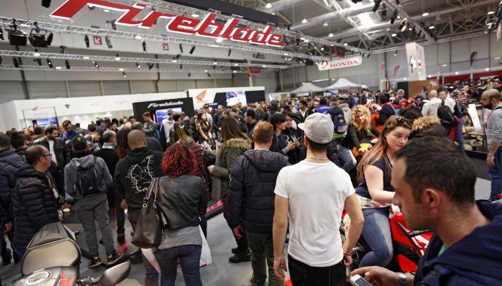 Honda CB1000R Tribute in palio a Roma Motodays 2019 - Foto 9 di 10