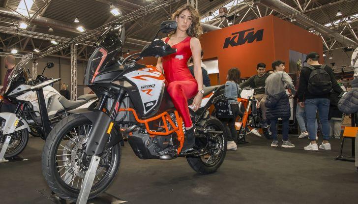 Honda CB1000R Tribute in palio a Roma Motodays 2019 - Foto 3 di 10