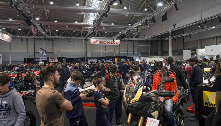 Motodays 2018: le novità del salone di Roma - Foto 7 di 10