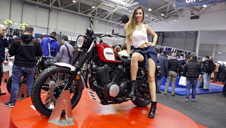Honda CB1000R Tribute in palio a Roma Motodays 2019 - Foto 1 di 10