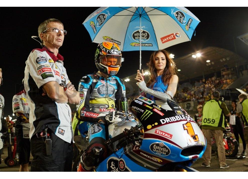 MotoGP 2015: Valentino Rossi conquista la vittoria in Qatar in una gara al limite - Foto 29 di 31