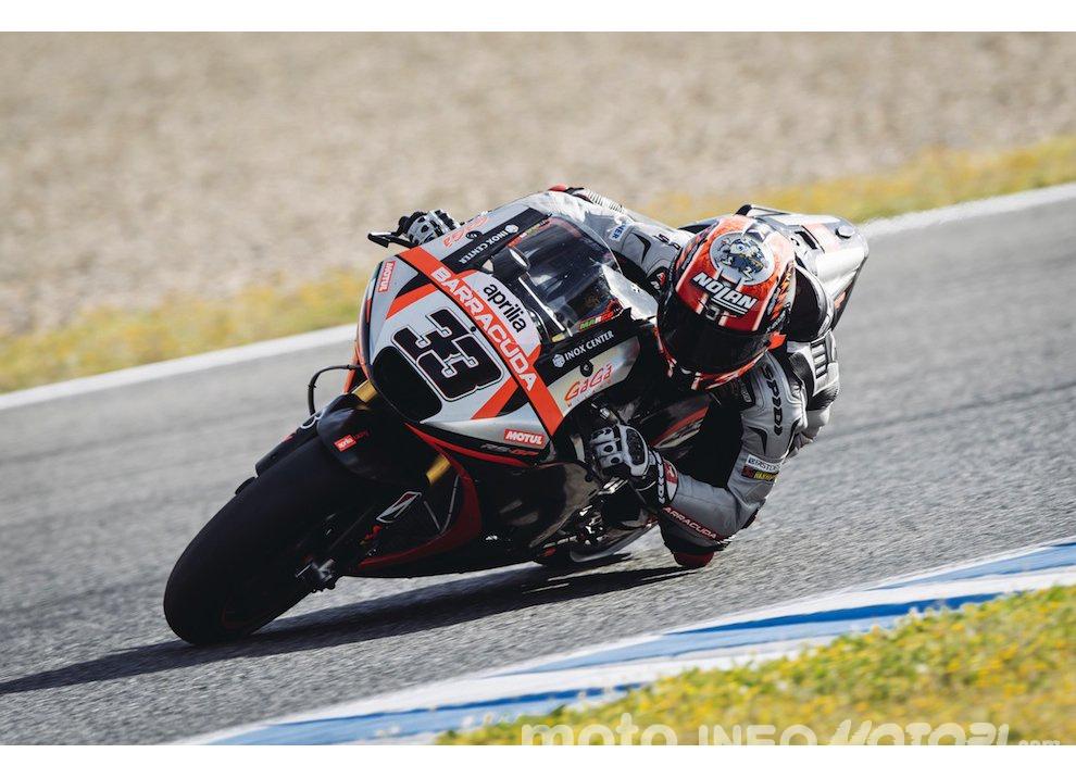 MotoGP, Aprilia e Melandri divorziano ufficialmente - Foto 3 di 9