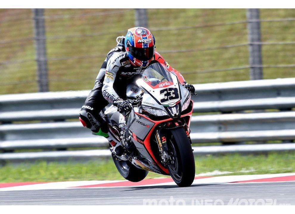 MotoGP, Aprilia e Melandri divorziano ufficialmente - Foto 4 di 9