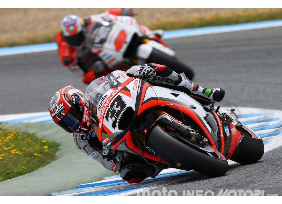 MotoGP, Aprilia e Melandri divorziano ufficialmente - Foto 5 di 9