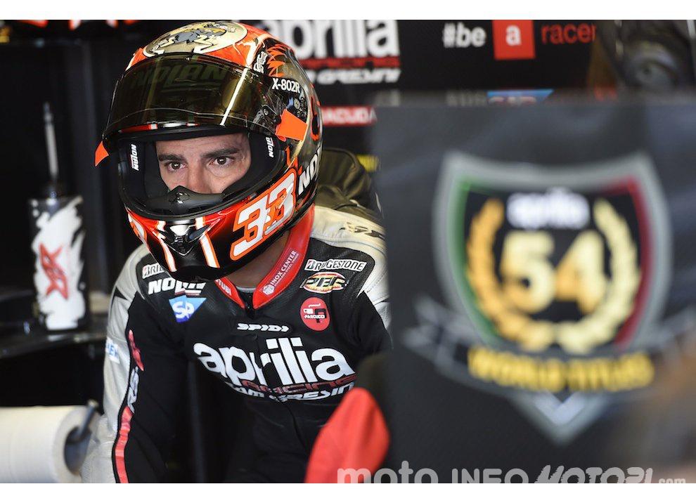 MotoGP, Aprilia e Melandri divorziano ufficialmente - Foto 1 di 9