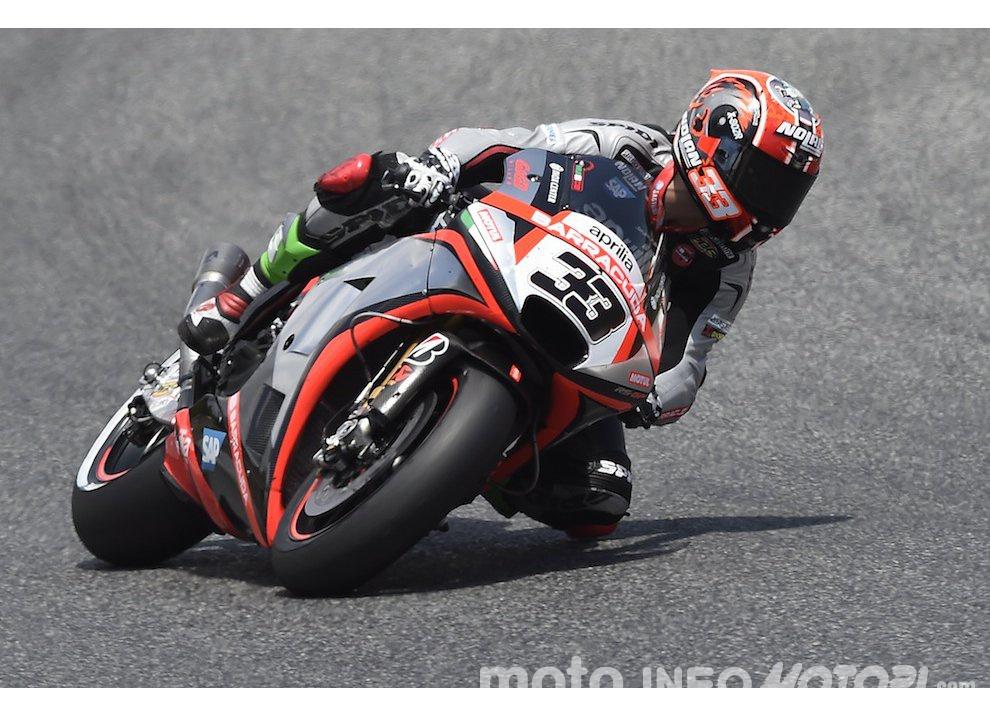 MotoGP, Aprilia e Melandri divorziano ufficialmente - Foto 7 di 9