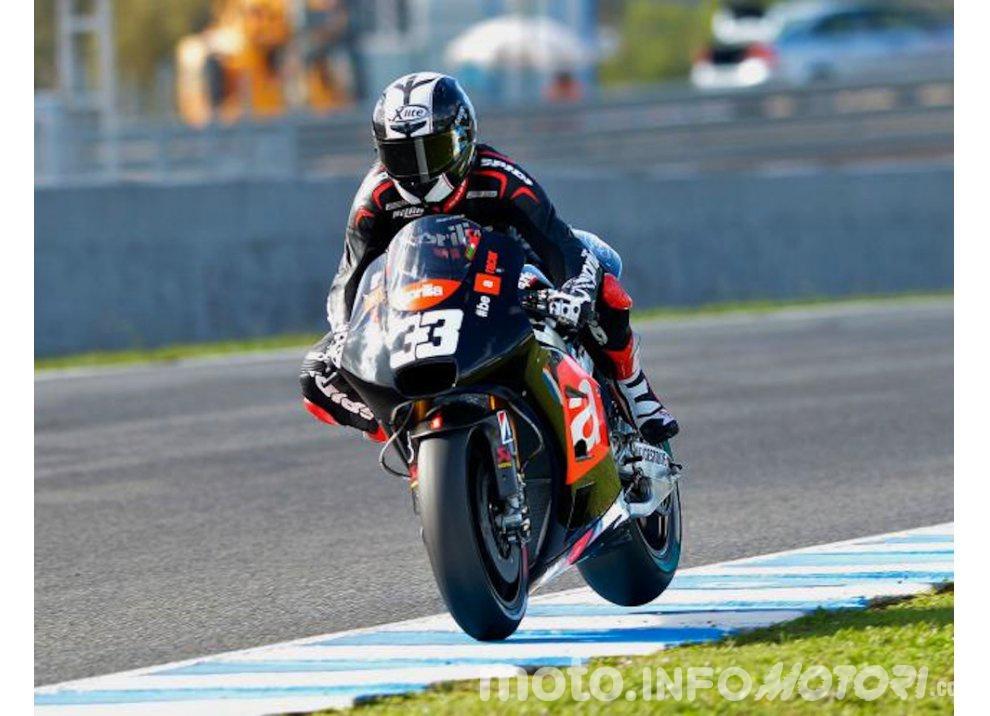 MotoGP, Aprilia e Melandri divorziano ufficialmente - Foto 8 di 9