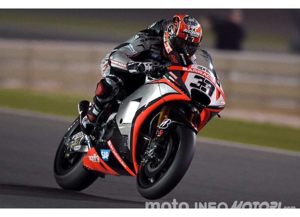 MotoGP, Aprilia e Melandri divorziano ufficialmente - Foto 9 di 9