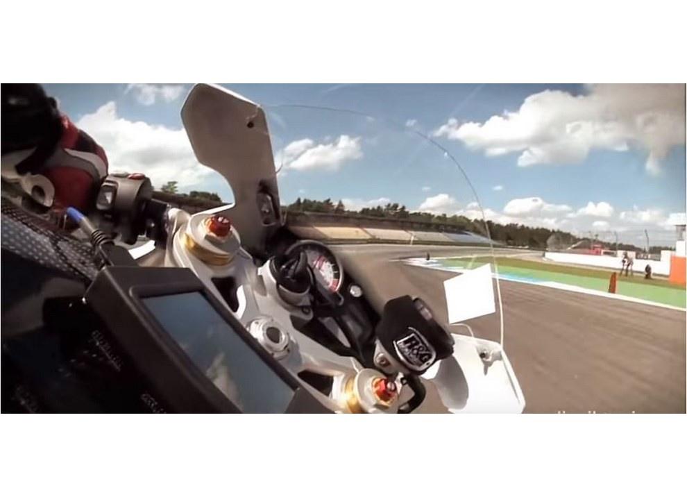 MotoGyroVision: La GoPro giroscopica come quella in MotoGP - Foto 3 di 8