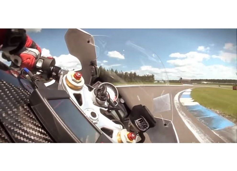 MotoGyroVision: La GoPro giroscopica come quella in MotoGP - Foto 4 di 8