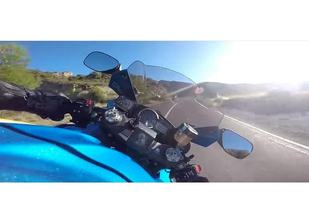 MotoGyroVision: La GoPro giroscopica come quella in MotoGP - Foto 5 di 8