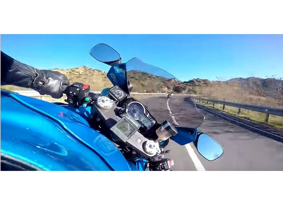 MotoGyroVision: La GoPro giroscopica come quella in MotoGP