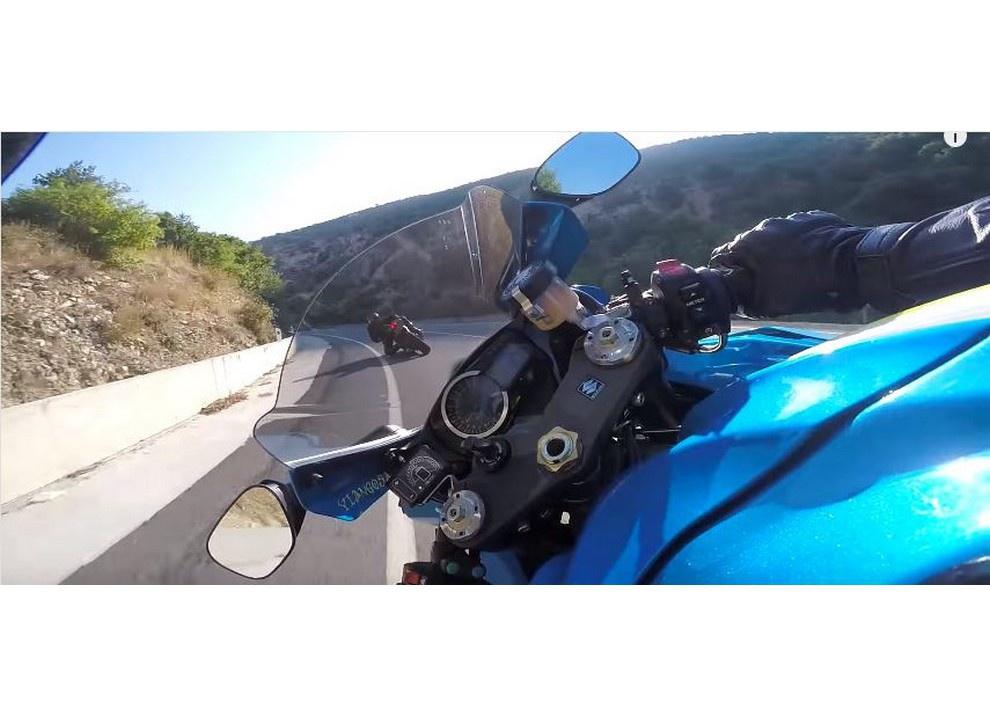 MotoGyroVision: La GoPro giroscopica come quella in MotoGP - Foto 6 di 8