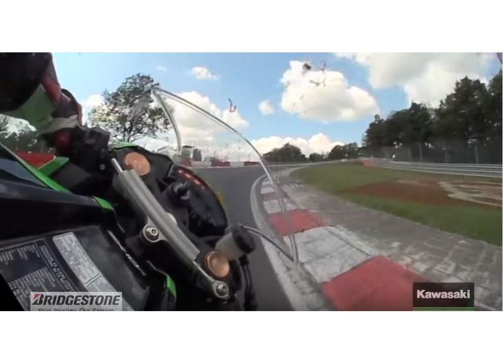 MotoGyroVision: La GoPro giroscopica come quella in MotoGP - Foto 7 di 8