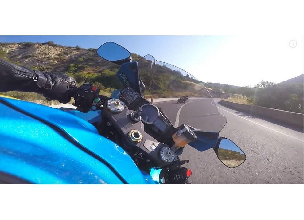 MotoGyroVision: La GoPro giroscopica come quella in MotoGP - Foto 8 di 8
