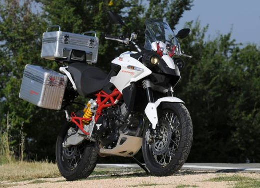 Moto Morini: riparte la produzione - Foto 7 di 14
