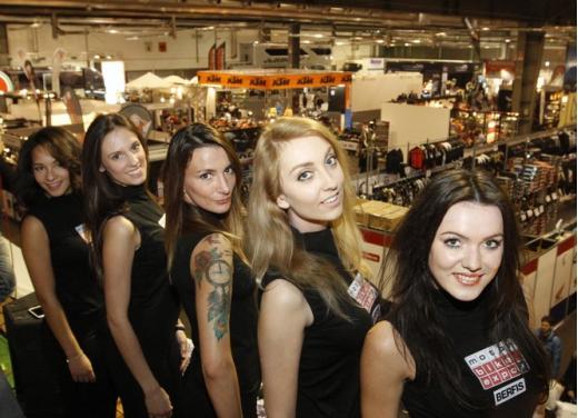 Motor Bike Expo scalda i motori per l'edizione 2015 - Foto 14 di 20